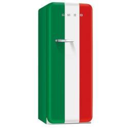 Réfrigérateur Smeg '50 FAB28RIT1 - Réfrigérateur avec compartiment freezer - pose libre - largeur : 60 cm - profondeur : 73.2 cm - hauteur : 151 cm - 248 litres - Classe A++ - drapeau italien