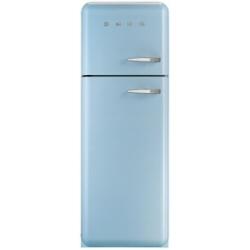 Frigorifero Smeg - FAB30LAZ1 Doppia porta Classe A++ 60 cm Blu pastello
