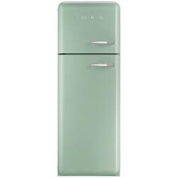 Frigorifero Smeg - FAB30LV1 Doppia porta Classe A++ 60 cm Verde pastello