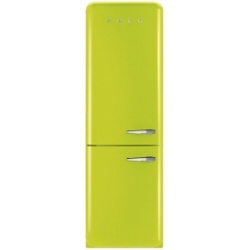 Frigorifero Smeg - FAB32LVEN1 Combinato Classe A++ 60 cm Apple Green