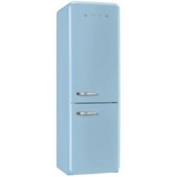 Frigorifero Smeg - FAB32RAZN1 Combinato Classe A++ 60 cm Blu pastello