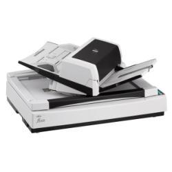 Scanner Fujitsu fi-6750S - Scanner de documents - Ledger - 600 ppp x 600 ppp - jusqu'à 72 ppm (mono) / jusqu'à 72 ppm (couleur) - Chargeur automatique de documents (200 feuilles) - jusqu'à 8000 pages par jour - USB 2.0