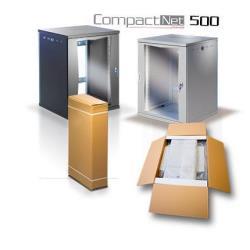 Armadio rack Tecnosteel - Box compactnet500 16u 600x520x787h fpa5016