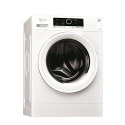 Lave-linge Whirlpool Supreme Care FSCR90421 - Machine à laver - pose libre - largeur : 59.5 cm - profondeur : 64 cm - hauteur : 85 cm - chargement frontal - 59 litres - 9 kg - 1400 tours/min - blanc