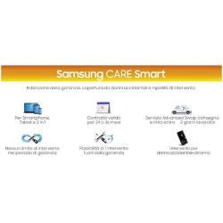 Estensione di assistenza Samsung - Care smart tablet high 24m - min 10 pz