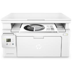 Imprimante laser multifonction HP LaserJet Pro MFP M130a - Imprimante multifonctions - Noir et blanc - laser - 215.9 x 297 mm (original) - A4/Legal (support) - jusqu'à 22 ppm (copie) - jusqu'à 22 ppm (impression) - 150 feuilles - USB 2.0