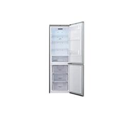 Réfrigérateur LG GBB539PZCPS - Réfrigérateur/congélateur - pose libre - largeur : 59.6 cm - profondeur : 65 cm - hauteur : 190 cm - 318 litres - congélateur bas - Classe A++ - Acier