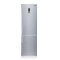 Réfrigérateur LG - Réfrigérateur/congélateur - pose libre - congélateur bas