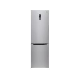 Réfrigérateur LG GBB539PZQZS - Réfrigérateur/congélateur - pose libre - largeur : 59.5 cm - profondeur : 65 cm - hauteur : 190 cm - 318 litres - congélateur bas - Classe A++ - Acier