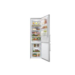 Réfrigérateur LG GBB60NSYFE - Réfrigérateur/congélateur - pose libre - largeur : 59.5 cm - profondeur : 68.6 cm - hauteur : 201 cm - 343 litres - congélateur bas - Classe A+++ - graphite inox