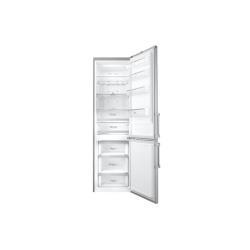 Réfrigérateur LG GBB60PZGFB - Réfrigérateur/congélateur - pose libre - largeur : 59.5 cm - profondeur : 68.6 cm - hauteur : 201 cm - 343 litres - congélateur bas - Classe A+++ - argent platine