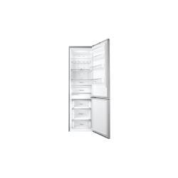 Réfrigérateur LG GBB60PZGZS - Réfrigérateur/congélateur - pose libre - largeur : 59.5 cm - profondeur : 66.5 cm - hauteur : 201 cm - 343 litres - congélateur bas - Classe A++ - argent platine
