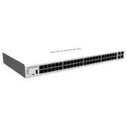 Switch Netgear - Smart managed pro gc752x - switch - 52 porte - intelligente gc752x-100eus