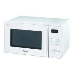Micro ondes Whirlpool Gusto GT 288 WH - Four micro-ondes combiné - grill - pose libre - 25 litres - 700 Watt - blanc