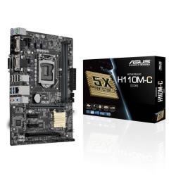 Motherboard Asus - H110m-c/csm