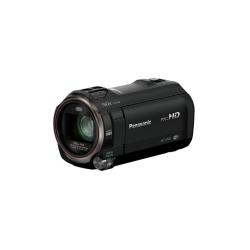Caméscope Panasonic HC-V770 - Caméscope - 1080p - 12.76 MP - 20x zoom optique - carte Flash - Wi-Fi, NFC - noir