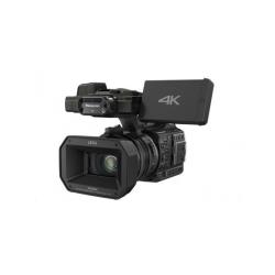 Caméscope Panasonic HC-X1000E - Caméscope - 4K - 18.91 MP - 20x zoom optique - Leica - carte Flash - Wi-Fi, NFC - noir