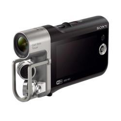 Caméscope Sony Handycam HDR-MV1 - Caméscope - 1080p - 16.8 MP - Carl Zeiss - carte Flash - Wi-Fi, NFC - noir