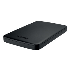 Hard disk esterno Toshiba - Usb hdd serie canvio basic 500gb