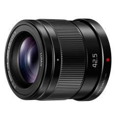 Obiettivo Panasonic - Lumix h-hs043e - teleobiettivi - 42.5 mm h-hs043e-k