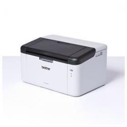 Imprimante laser Brother HL-1210W - Imprimante - monochrome - laser - A4/Legal - 2400 x 600 ppp - jusqu'à 20 ppm - capacité : 150 feuilles - USB 2.0, Wi-Fi(n)