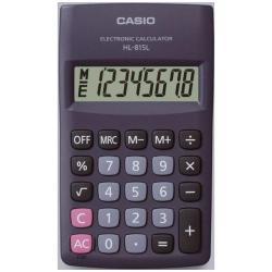 Calcolatrice Casio - Hl-815l