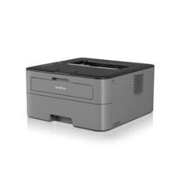 Imprimante laser Brother HL-L2300D - Imprimante - monochrome - Recto-verso - laser - A4/Legal - 2400 x 600 ppp - jusqu'à 26 ppm - capacité : 250 feuilles - USB 2.0