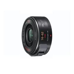 Obiettivo Panasonic - Lumix h-ps14042e - lente zoom - 14 mm - 42 mm h-ps14042e-k