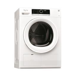 Sèche-linge Whirlpool Supreme Care HSCX 70310 - Sèche-linge - pose libre - largeur : 59.6 cm - profondeur : 65.9 cm - hauteur : 84.5 cm - chargement frontal - blanc