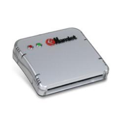 Lettore memory card Hamlet - Lettore di smart card - usb huscr2