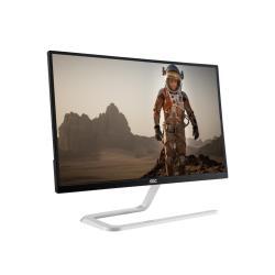 "Écran LED AOC Style I2481FXH - Écran LCD - 23.8"" - 1920 x 1080 Full HD (1080p) - AH-IPS - 250 cd/m² - 1000:1 - 4 ms - 2xHDMI, VGA - noir"