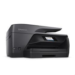 Imprimante  jet d'encre multifonction HP Officejet Pro 6960 All-in-One - Imprimante multifonctions - couleur - jet d'encre - 212 x 356 mm (original) - A4/Legal (support) - jusqu'à 30 ppm (copie) - jusqu'à 30 ppm (impression) - 225 feuilles - 33.6 Kbits/s - USB 2.0, LAN, Wi-Fi(n)