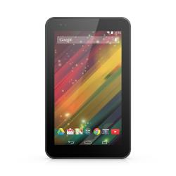 "Tablet HP - 7 plus g2 1334ne - tablet - android 4.4.2 (kitkat) - 8 gb - 7"" - 3g j7y47ea#abb"