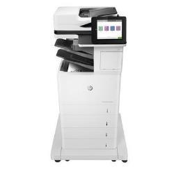 Multifunzione laser HP - Laserjet enterprise mfp m631z - stampante multifunzione (b/n) j8j65a#b19