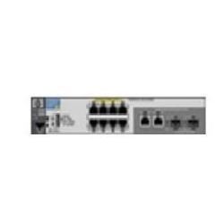 Switch Hewlett Packard Enterprise - Hpe aruba 2615-8-poe - switch - 8 porte - gestito - montabile su rack j9565a#abb