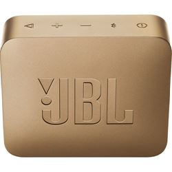 Speaker wireless JBL - Go 2 Oro