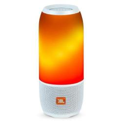 Speaker Wireless Bluetooth JBL - JBL Pulse 3 Bianco