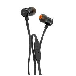 JBL T290 - Écouteurs avec micro - intra-auriculaire - jack 3,5mm - noir