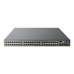 Switch Hewlett Packard Enterprise - Hp 5500 48g poe+ si switch w/2