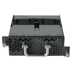 Ventola Hewlett Packard Enterprise - Hpe back to front airflow fan tray - supporto ventola dispositivo di rete jg553a
