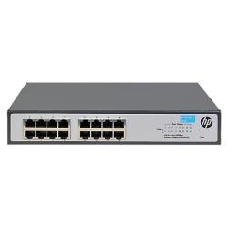 Switch Hewlett Packard Enterprise - Hpe 1420-16g - switch - 16 porte - unmanaged - montabile su rack jh016a#abb