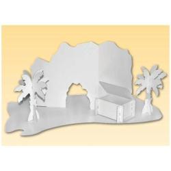 Kit creativo Koh-I-Noor - JoyPack Avventura - Isola del tesoro