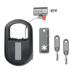 Clicksafe keyed retractable laptop lock blocco cavo di sicurezza k64955ww