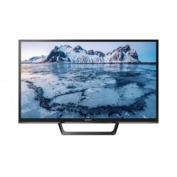"""TV LED Sony KDL-40WE665 - Classe 40"""" (39.9"""" visualisable) - BRAVIA WE665 Series TV LED - Smart TV - 1080p (Full HD) 1920 x 1080 - HDR - système de rétroéclairage en bordure par DEL Edge-Lit, contraste de l'image - noir"""