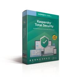 Software Kaspersky - Total security 2019 - box pack (1 anno) - 3 dispositivi kl1949t5cfs-9slim