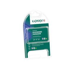 Software Kaspersky Lab - Kaspersky password manager - box pack (1 anno) - 1 utente kl1956toafs