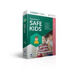 Software Kaspersky - Safe kids - box pack (1 anno) - 1 utente kl1962tbafs