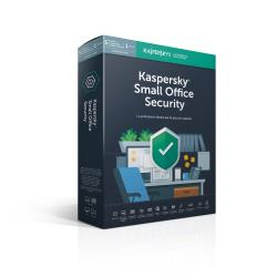 Software Kaspersky - Small office security (v. 6) - confezione fisica (rinnovo) (1 anno) kl4535x5efr