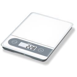 Bilancia da cucina Beurer - Bilancia elettronica KS 59 Bianco Max 20 kg