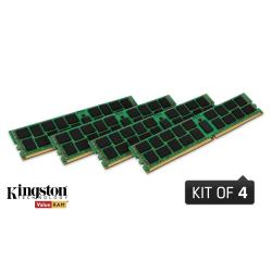Memoria RAM Kingston - Kvr21r15d4k4/128